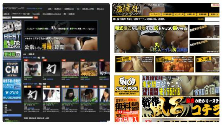 「美しい日本の未来」モンナさんの無修正トイレ盗撮を詳細レビュー!-003